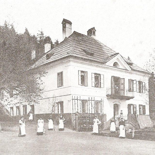 Meiereischule Schloss Pichlern